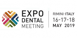 fiera Expo Dental meeting Rimini 2019