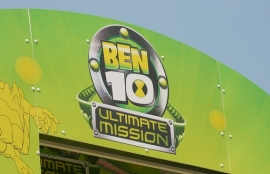 Ben 10 Day Aquafan