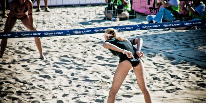 Young Volley on the Beach 2017