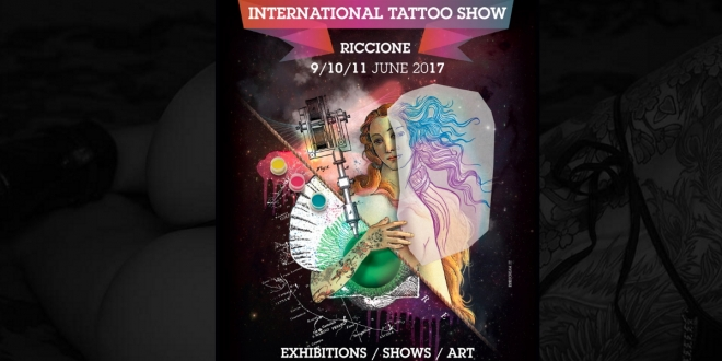 International Tattoo Show-Riccione 2017