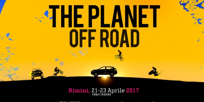 fiera The planet Off Road rimini 2017