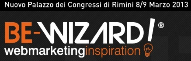 Be-Wizard! 2013 Rimini