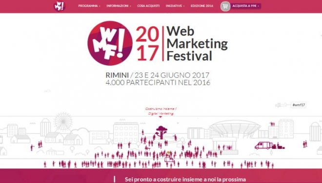 Offerte Web Marketing Festival