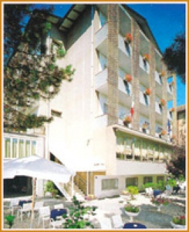 Hotel New York Cervia